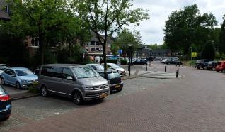 Parkplatz In Den Viehoek