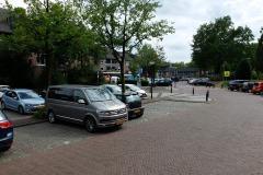 Parkplatz In Den Vijfhoek