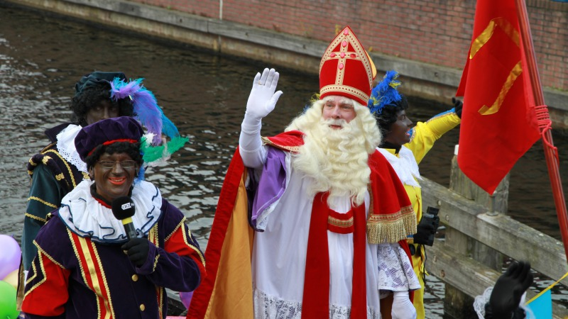 Sinterklaasintocht Almelo!