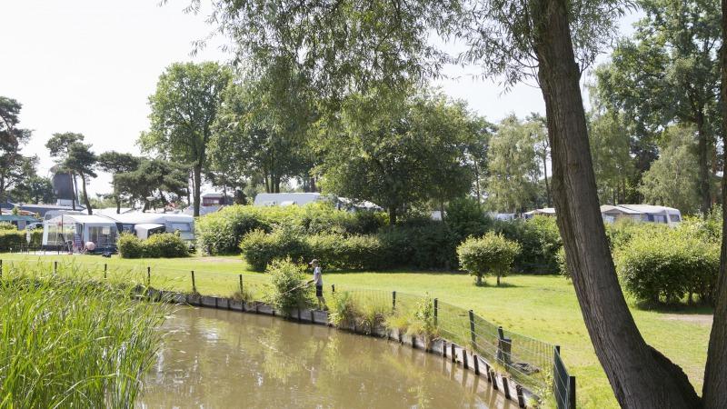 Camping en bungalows de Molenhof