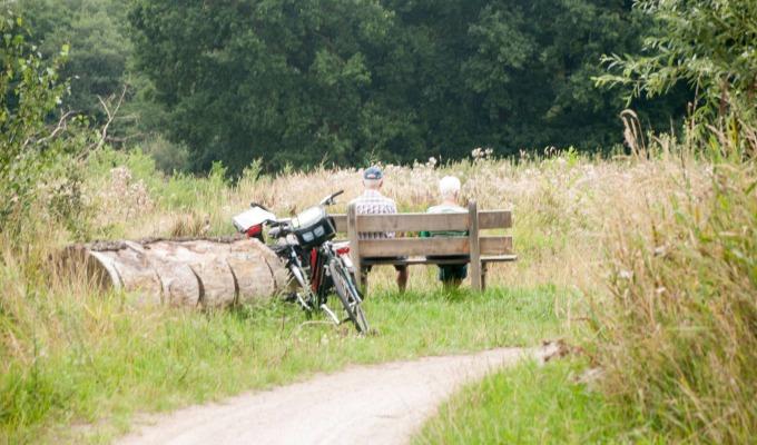 Fietsvierdaagse Düd Berghuizen ( Viertägiges Radfahren in Süd- Berghuizen)