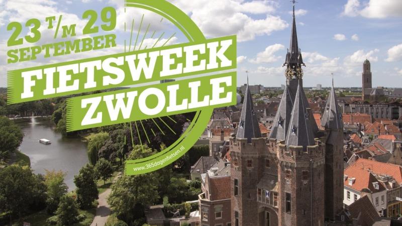 Fietsweek Zwolle