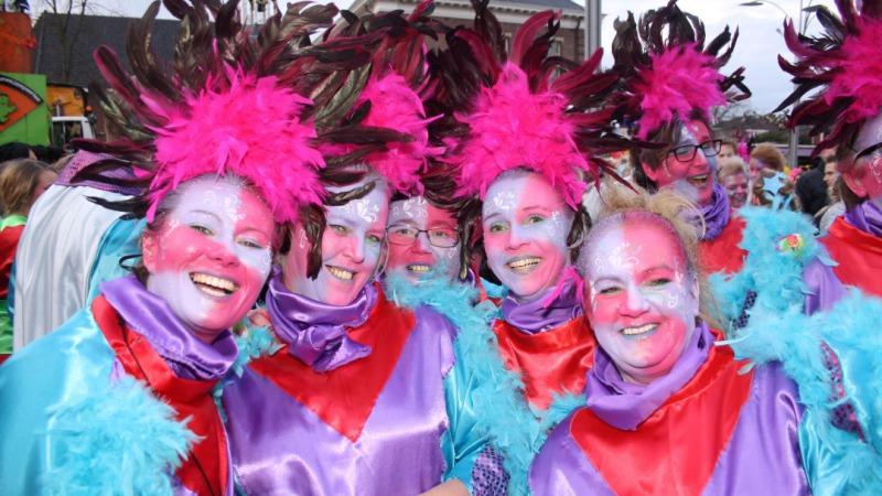 Karnevalsumzug Denekamp