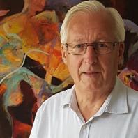 Henk Rohaan exposeert in Muziekschool Rijssen