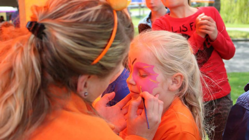 Koningsdag 2018 in Weerselo
