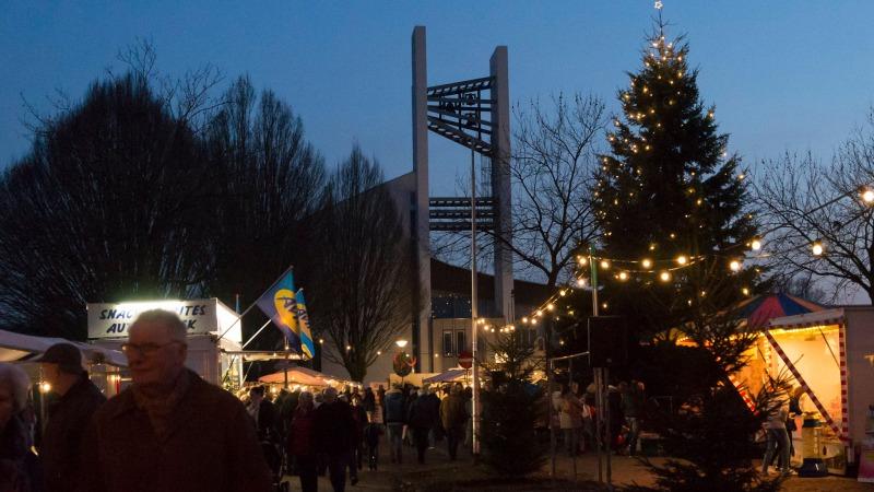 Kerstmarkt Vroomshoop 2019