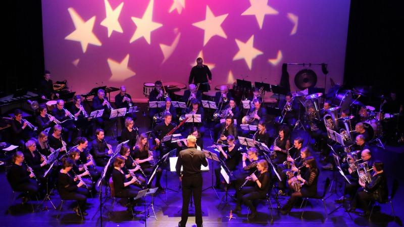 Nieuwjaarsconcert Symfonisch Blaasorkest Overijssel