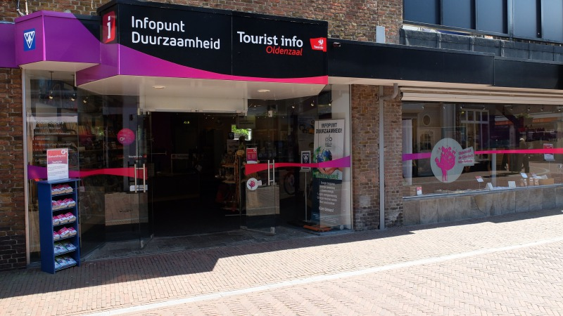 Tourist info Oldenzaal