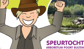 Arrangement: Kinderspeurtocht Arboretum Poortbulten