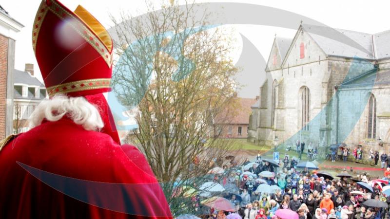 Intocht Sinterklaas Ootmarsum