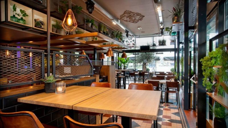 Restaurant Grand Café de Hoogklimmer
