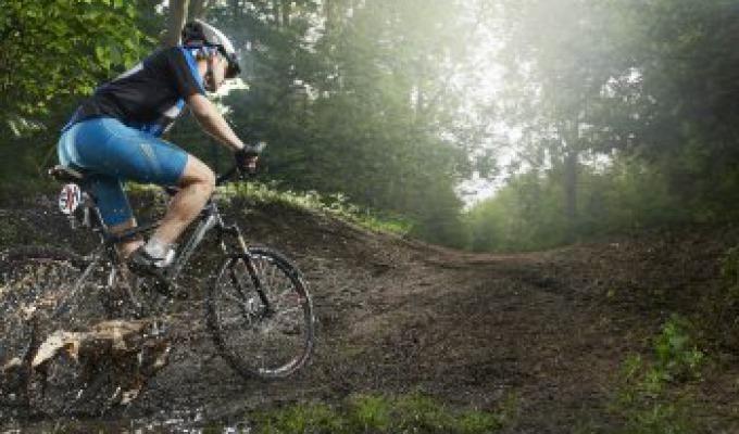 Die schönste Mountainbikestrecke der Niederlande!