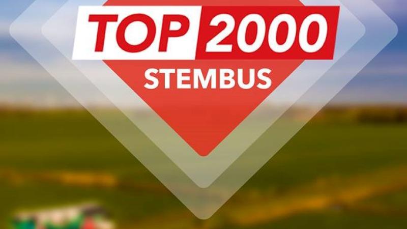 Top 2000 stembus komt naar Oldenzaal