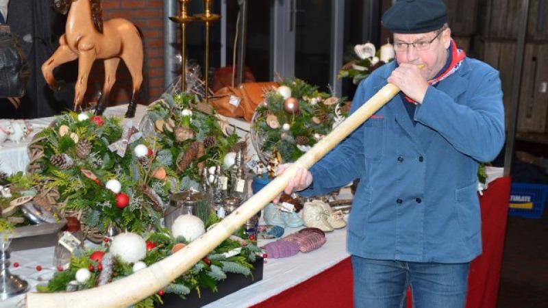 Kerstmarkt Overdinkel