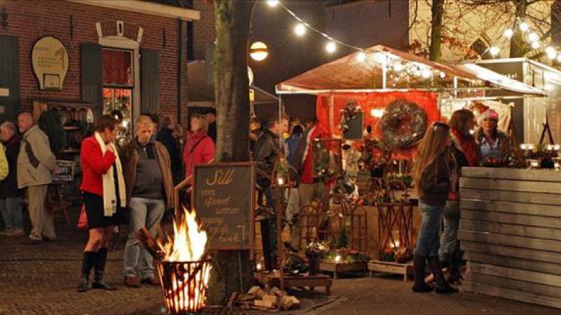 Kerstfair in Holten