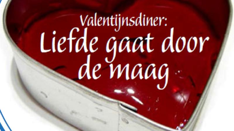 Valentijdsdiner