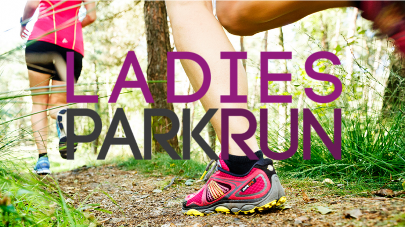 Ladies Park Run