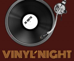 GEANNULEERD: Vinyl Night