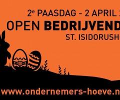 Open Bedrijvendag St. Isidorushoeve