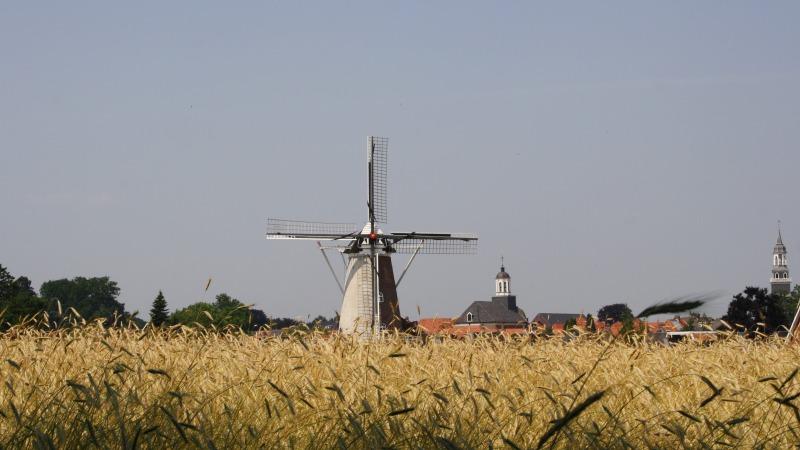 Bezoek de molen van Oude Hengel