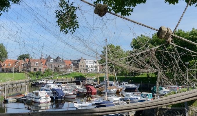 Begin met het ontdekken van de Passantenhavens in Weerribben-Wieden!