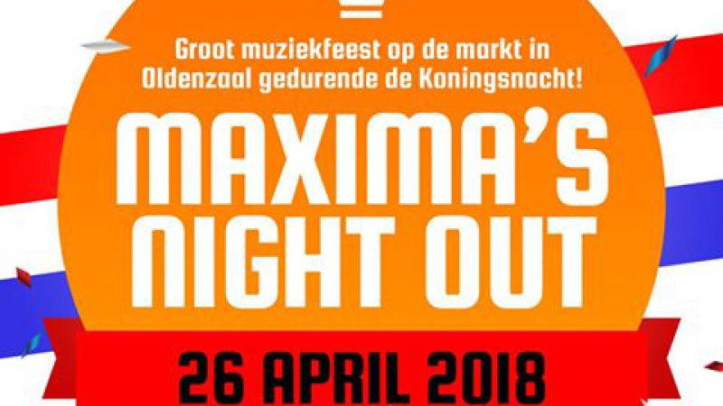 Maxima's night out 2018