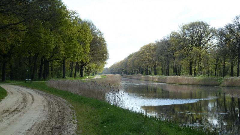 Vier-Tage-Radfahren Südl Berghuizen