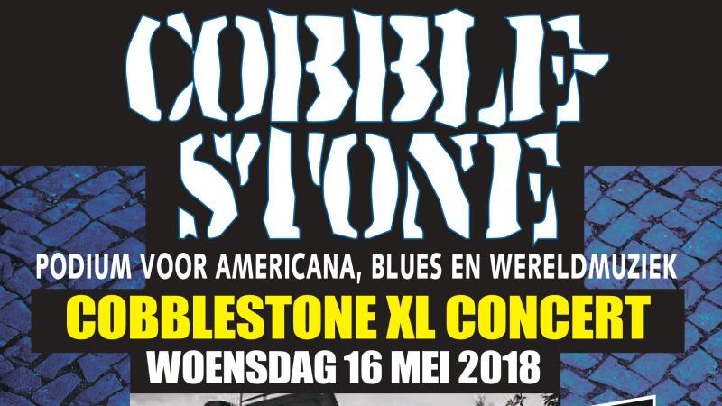 Cobblestone XL concert