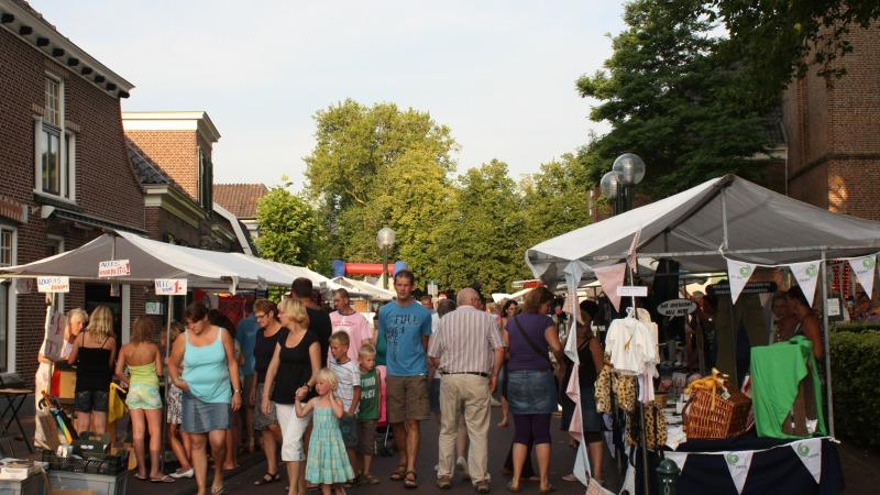 Markten in de gemeente Twenterand