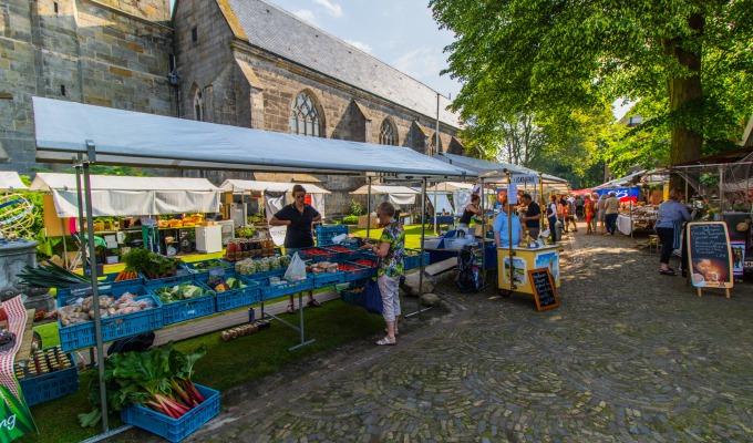 GEANNULEERD: Streekmarkt Twente in de stijl van toen