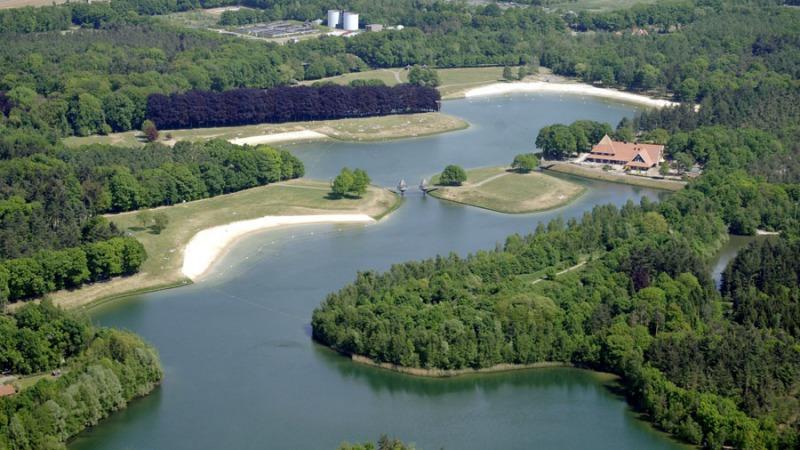 Recreatiegebied het Hulsbeek