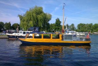 EcoWaterliner route Zuiderzee