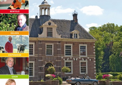 Bestel nu het Tourist info Magazine Hof van Twente 2013!