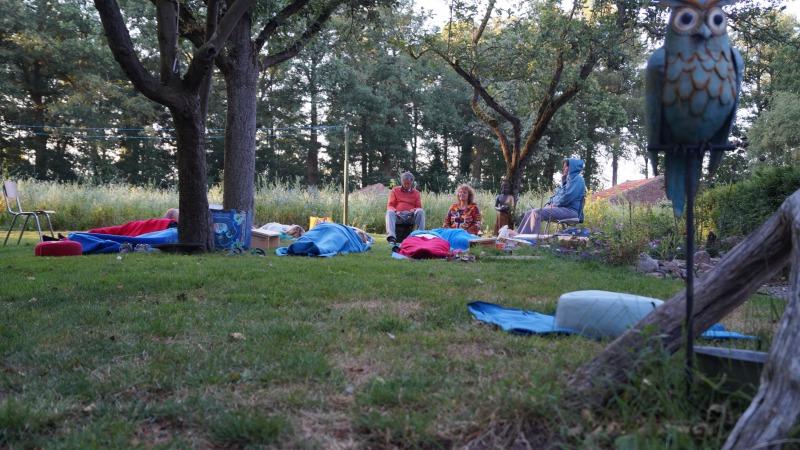 Gratis zomer-meditatie