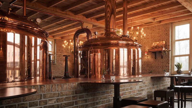 Rondleiding Othmar Bierbrouwerij
