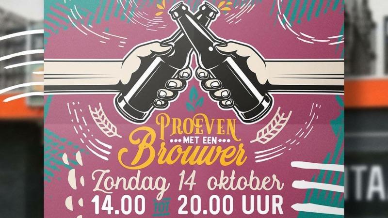 'Proeven met een Brouwer': het eerste streekbier festival van Hellendoorn.