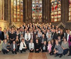 Konzert Oldenzaals lateinischer Chor der Basilika