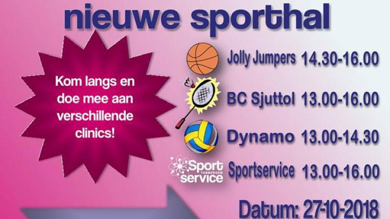 Opening Sportcentrum de Vlaskoel
