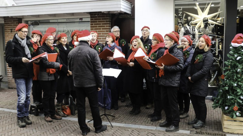 Oldenzaal in Kerstsfeer