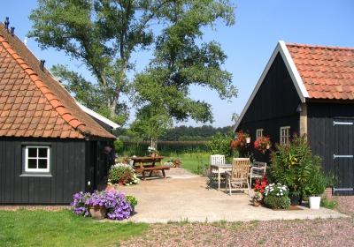 Gastenboerderij de Ziel winnaar Nederlandse Bed & Breakfastprijs Pronkkamer 2016