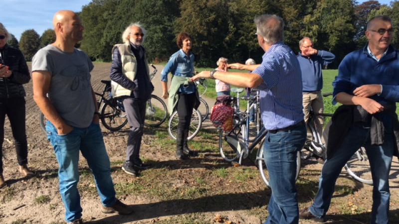 Arrangement: Fiets- & wandeltochten met Gids