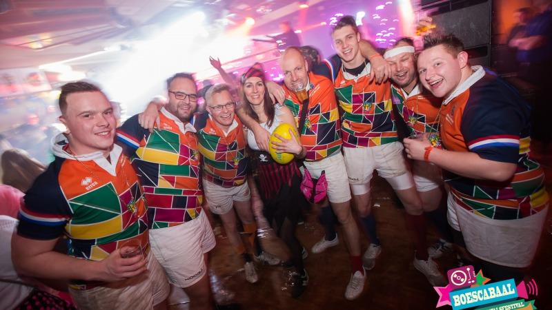 Carnavalfestival BoesCabaal 2019
