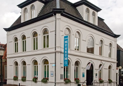 Nieuw: Audiotour Zoutmuseum Delden i.s.m. izi.TRAVEL