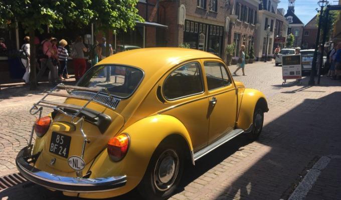 Touren door Twente met een toffe oldtimer!