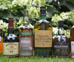 Whisky proeverij ism Henri Goossen