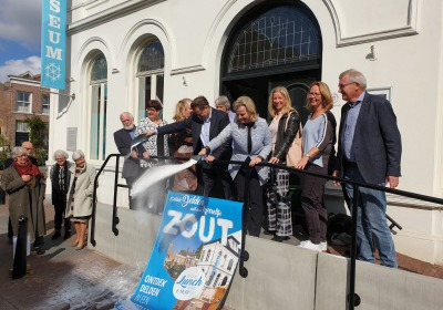 Nieuw: Ontdek Delden met een korreltje zout