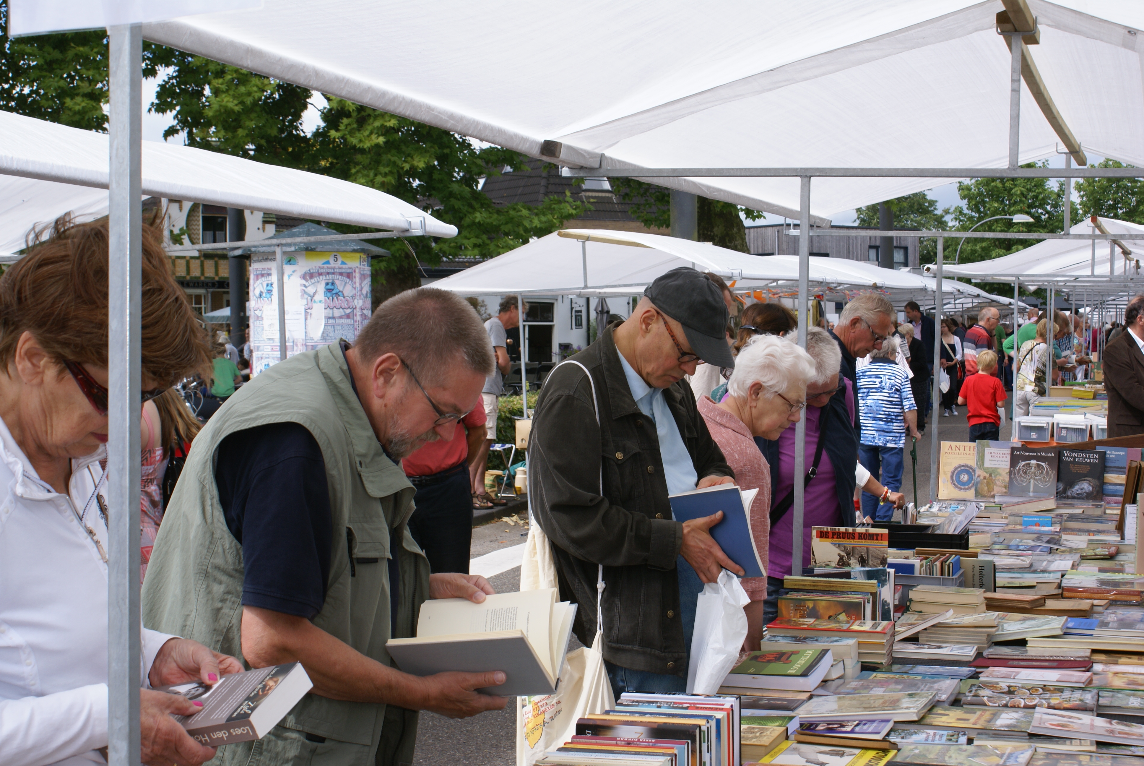 Verkoop-tweedehands-boeken
