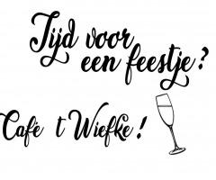 Live Muziek bij Café 't Wiefke