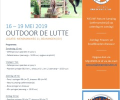 Outdoor De Lutte