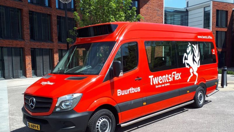 TwentsFlex - flexibel vervoer